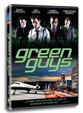 GREEN GUYS - DVD
