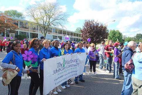 Memory Walk Team Wartburg Cares Oct 2011