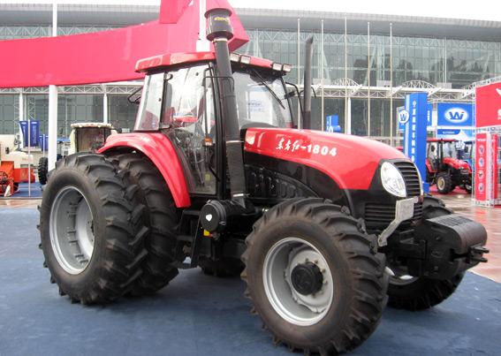 YTO tractor