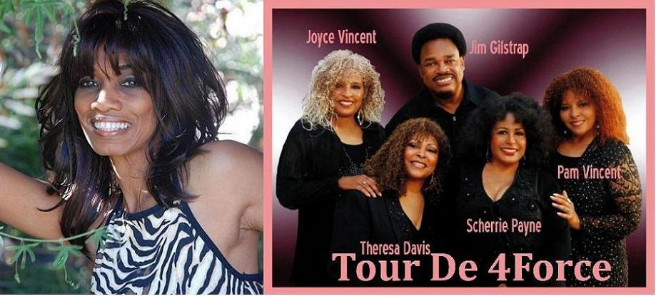 Host Candae Chambers-Belida and Tour De 4Force