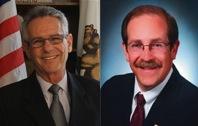 Senator Alan Lowenthal and Richard D. Steinke