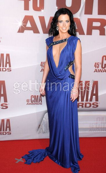 Shawna Thompson in Jean Fares Couture!