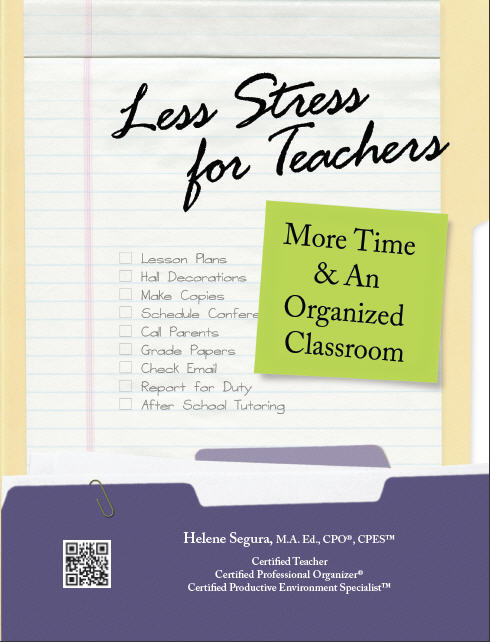 Less Stress for Teachers: Must-read for educators
