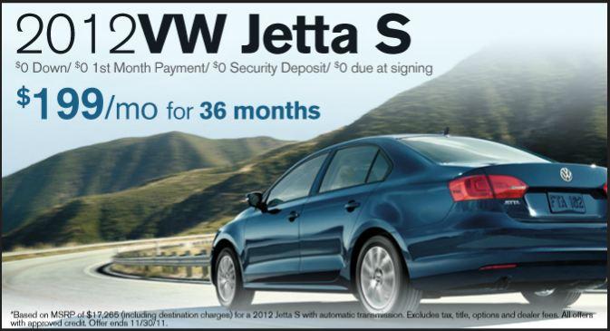 2012 VW Jetta S at Volkswagen of Naples