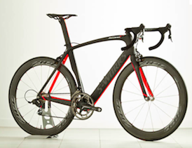 RIde a 2012 Specialized Venge