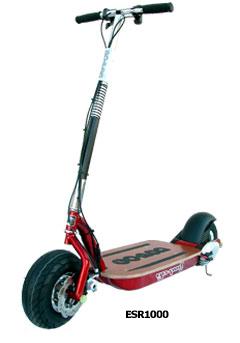 Go-Ped ESR-1000 Electric Scooter