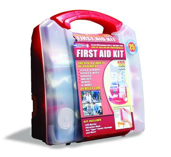 First Aid Kits Now Available at Egan Medical