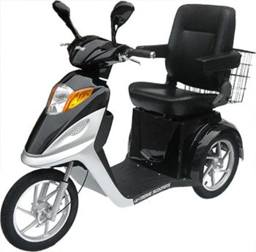X-Treme XB-420M Three Wheel Electric Scooter