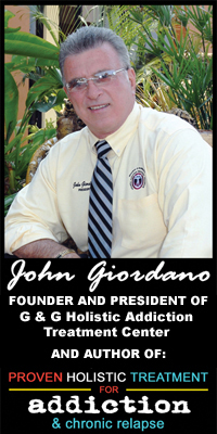 John Giordano_G & G Holistic Addiction Treatment C