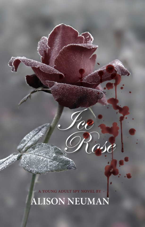 Ice Rose Cover small