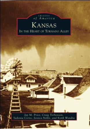 Kansas In the Heart of Tornado Alley
