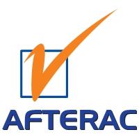 Afterac logo.