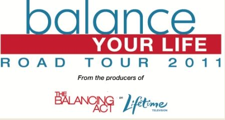 The Balance Your Life Road Tour