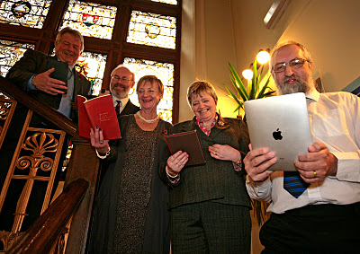 South Ayrshire Council launches e-book.