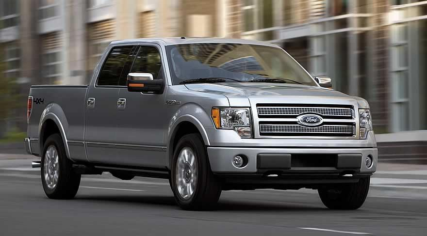 Jacksonville 2012 Ford F150 Available from Bozard Ford Lincoln