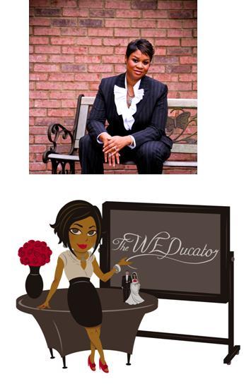 Wedding Expert, Tia R. Ervin aka 'The WEDucator'