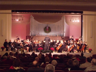 Lake Norman Orchestra at Shearer Hall
