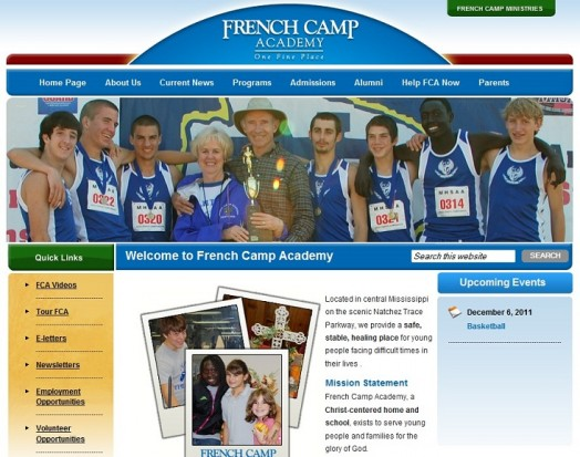 french camp academy launches work program for high school