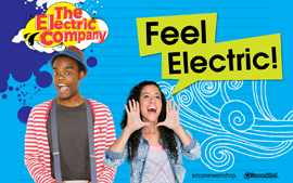 Learn about emotions with the Feel Electric! app.