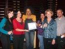 Dekishea award 2011 SFPRN