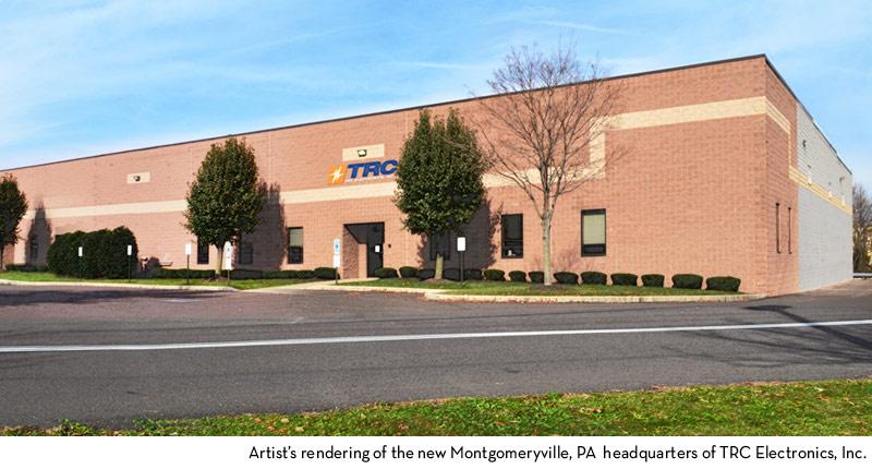 TRC Electronics Headquarters Montgomeryville, PA