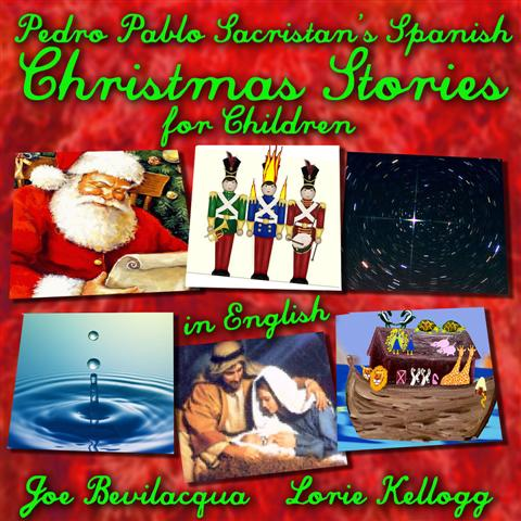 New Xmas Stories by Joe Bevilacqua & Lorie Kellogg