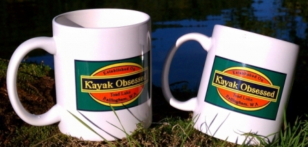 Original Established Logo Mugs