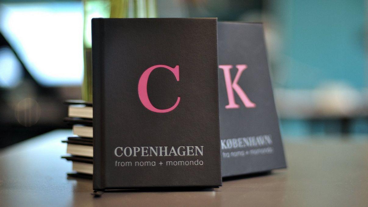 Copenhagen from noma + momondo cover