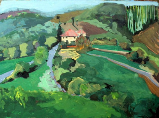 Sagrata Hills- by Diana Perron