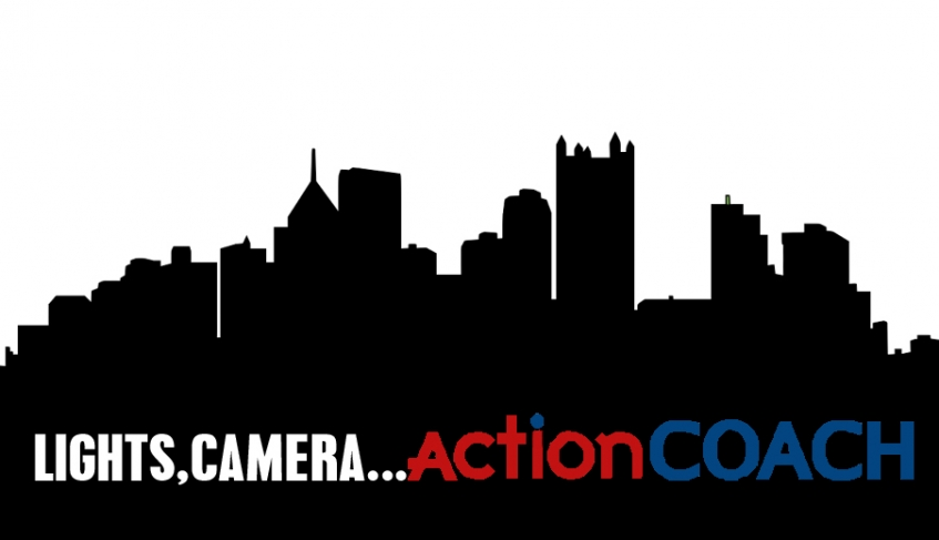 LIGHTS CAMERA LOGO