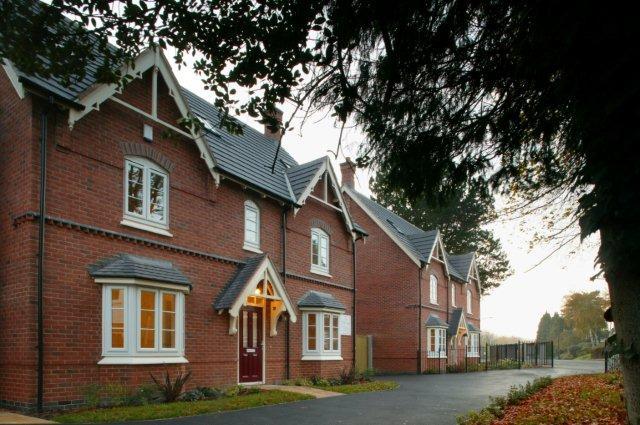 Evington Lane 'The Firs' - Belvoir housetypes