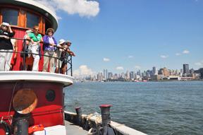 Tug Pegasus and Manhattan