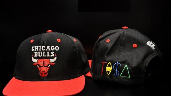 026d70da7f8 Tisa Vintage Snapback Hat Chicago Bulls Wholesale -- BBHats ...