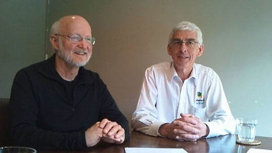 Dr Tim Lindley & John Denton