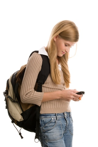 11740440 teen girls send 4000 texts per month dreamstime - Mobile Mania Competition January 2015
