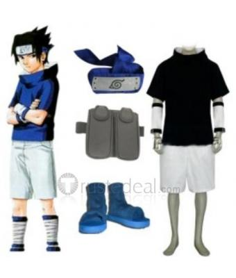Sasuke Cosplay Costumes for Your Naruto Cosplay