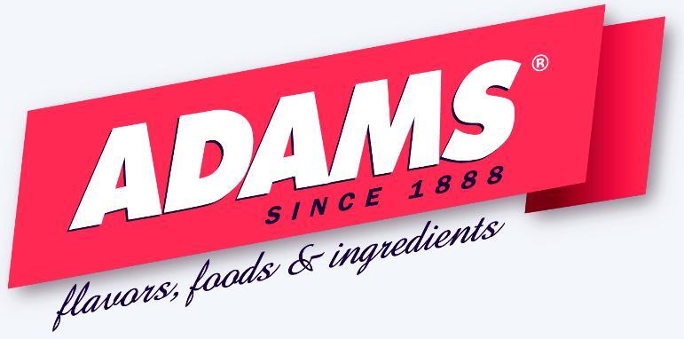 Adams Flavors, Foods & Ingredients