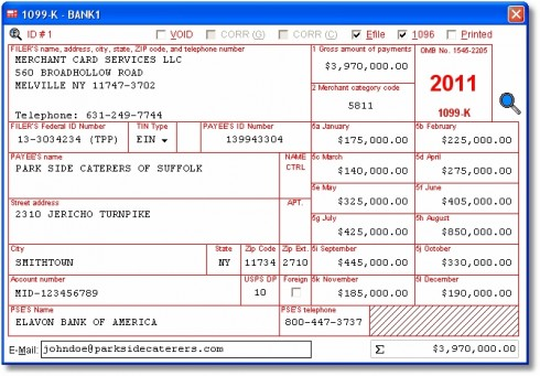 Affordable 1099-K Compliance Software for Payment ...