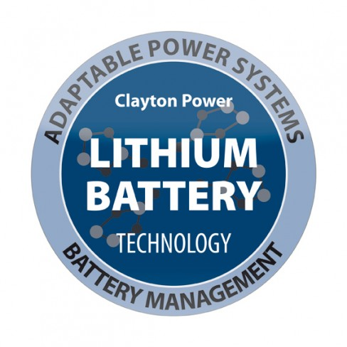 Lithium Batteries from Clayton Power