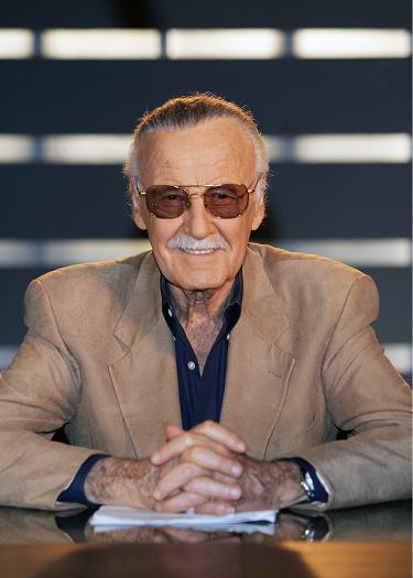 Stan Lee (Photo: Trae Patton)