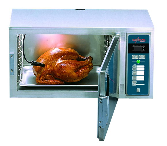 Alto-Shaam's AS-250 cook & hold oven from FEM