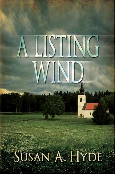 A Listing Wind by Susan A. Hyde arrives on Tuesday