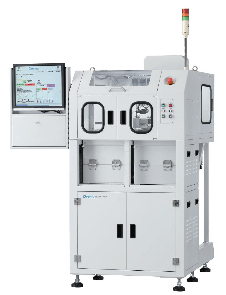 Chroma 3110 Hybrid Handler
