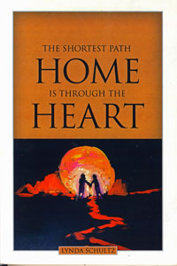Shortest Path Home is Through the Heart-book cover