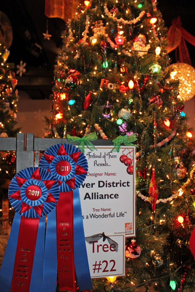The Award-Winning RDA tree