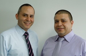 Fadi Bawab and Osama AbdElHai