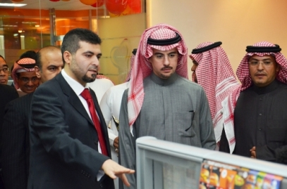 Eng. Al Khatib Demonstrates McDelivery Contact Cen