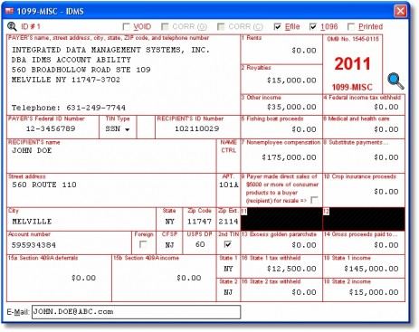 11751266-account-abilitys-1099-misc-user-interface  Misc Example Completed Form on recipient instructions, for tax year,
