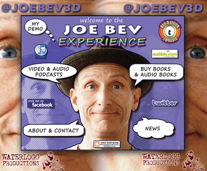 600 Hours of New & Rare Audio at joebev.com