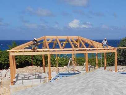 Caribbean Timber Frame Grand Cayman